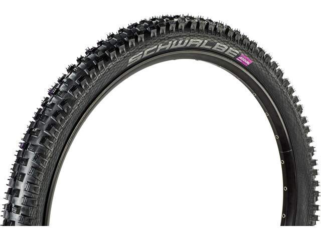 "SCHWALBE Magic Mary Evo Cubierta Plegable 27,5"" Addix UltraSoft Super Gravity TL-Easy, black"
